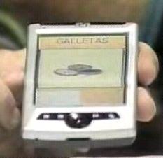 Comunicador móvil en PDA