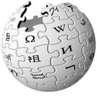 Logotipo da Wikipedia como símbolo das inter-relacións entre as culturas, os países e os idiomas do mundo.