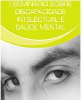 Logotipo do I Seminario de discapacidade intelectual e saúde mental.