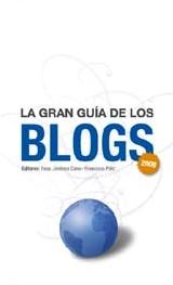 Portada do libro 'Anuario de blogs en español 2008′ de 'ediciones el cobre'.