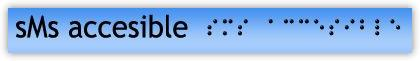 Imaxe da cabeceira do SMS accesible.