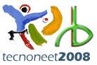 Logotipo do Congreso 'TecnoNEEt 2008′.