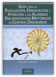 Libro sobre discapacidade motórica.
