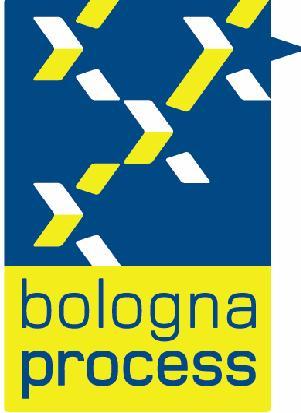 Logo do Proceso de Bolonia.