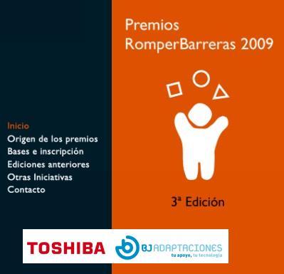 Premios Romper Barreras 2009