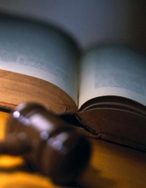 Fotografía alusiva aos textos legais.