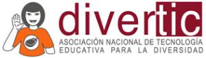 Logotipo da Asociacion DIVERTIC.