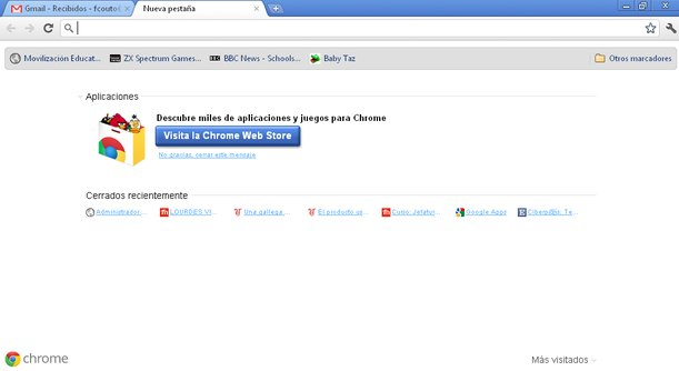 Aplicacions Chrome Web Store