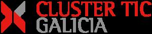 Logotipo do Cluster TIC Galicia (Asociación de entidades e axentes do macrosector TIC galego).