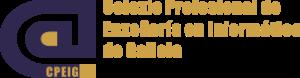Logotipo do CPEIG (Colexio Profesional de Enxeñaría en Informática de Galicia).