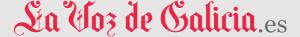 Logotipo do xornal galego La Voz de Galicia.es