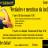 Cartaz en fondo amarelo e fonte negra, onde aparece o programa da xornada cun deseño ao estilo We Can Do It! coma a propaganda de guerra estadounidense creado por J. Howard Miller.