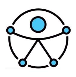 Novo logotipo da accesibilidade universal.