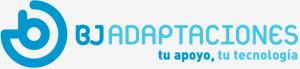 Logotipo de BJ Adaptaciones.