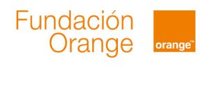 Logotipo da Fundación Orange.